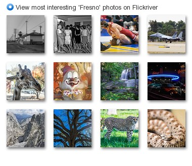 View most interesting 'Fresno' photos on Flickriver