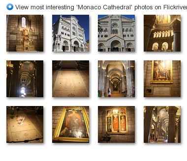 View most interesting 'Monaco Cathedral' photos on Flickriver