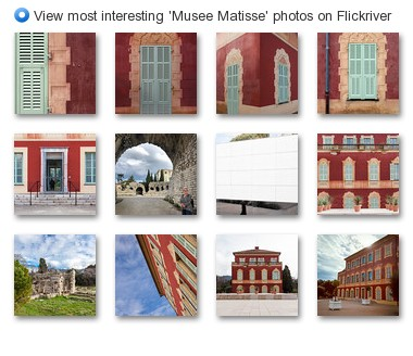 View most interesting 'Musee Matisse' photos on Flickriver