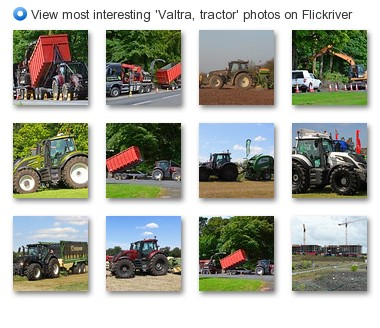 View most interesting 'Valtra, tractor' photos on Flickriver