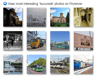 View most interesting 'bucuresti' photos on Flickriver