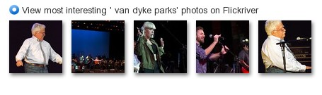 View most interesting ' van dyke parks' photos on Flickriver