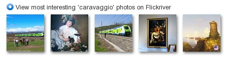 View most interesting 'caravaggio' photos on Flickriver