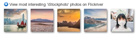 View most interesting 'iStockphoto' photos on Flickriver