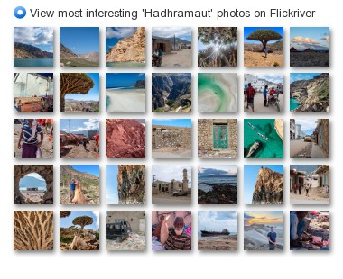 View most interesting 'Hadhramaut' photos on Flickriver