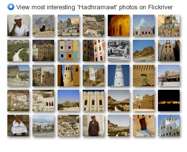View most interesting 'Hadhramawt' photos on Flickriver