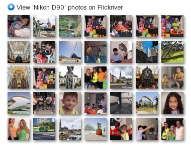 View 'Nikon D90' photos on Flickriver