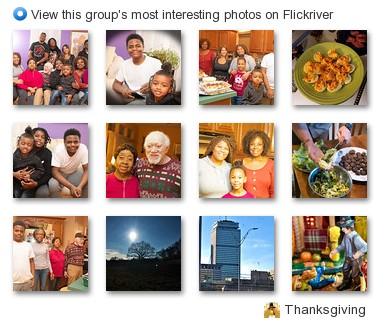 Thanksgiving - View this group's most interesting photos on Flickriver