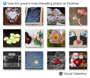 Visual Valentine - View this group's most interesting photos on Flickriver