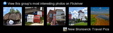 New Brunswick Travel Pics - View this group's most interesting photos on Flickriver