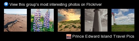 Prince Edward Island Travel Pics - View this group's most interesting photos on Flickriver