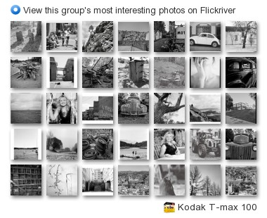 Kodak T-max 100 - View this group's most interesting photos on Flickriver