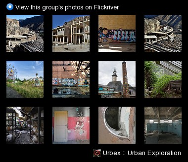 Urbex :: Urban Exploration