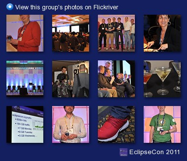 EclipseCon 2011 - View this group's photos on Flickriver