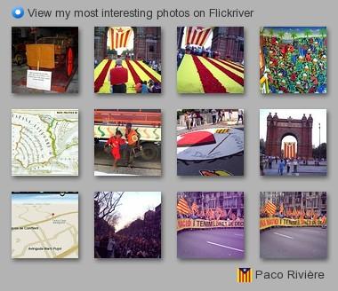 PacoR - Veieu les meves fotos més interessants a Flickriver