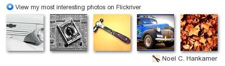 Noel C. Hankamer - View my most interesting photos on Flickriver