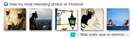  Más bello que el silencio  - View my most interesting photos on Flickriver
