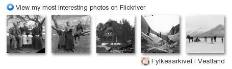 Fylkesarkivet i Sogn og Fjordane - View my most interesting photos on Flickriver