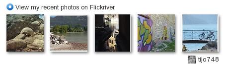 Comment  ajouter le lien vers Flickriver dans ma signature 48700960@N07