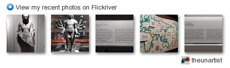 theunartist - View my recent photos on Flickriver