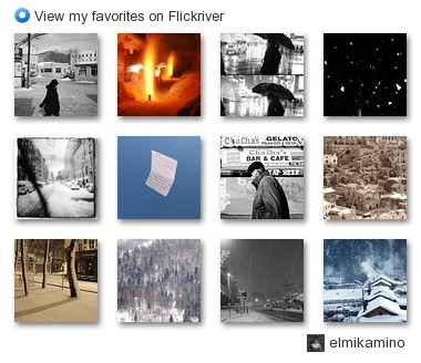 elmikamino - View my favorites on Flickriver