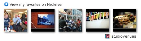 studiovenues - View my favorites on Flickriver