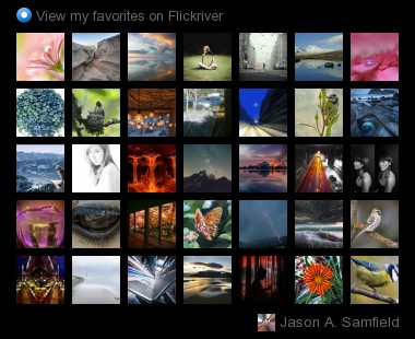 Jason A. Samfield - View my favorites on Flickriver