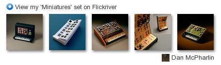 Dan McPharlin - View my 'Miniatures' set on Flickriver