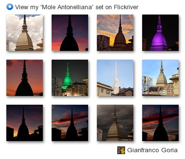 Gianfranco Goria - View my 'Mole Antonelliana' set on Flickriver