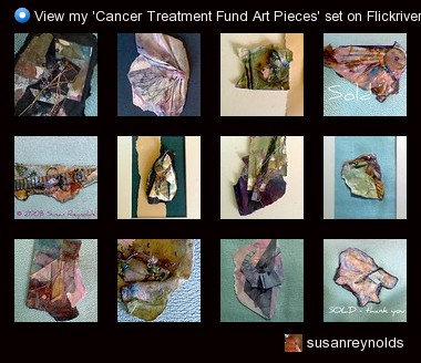 susanreynolds - View my 'Cancer Treatment Fund Art Pieces' set on Flickriver