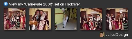 JuliusDesign - View my 'Carnevale 2008' set on Flickriver