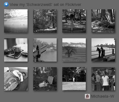 Michaela-W - Schau mein 'Schwarzweiß' Album auf Flickriver an