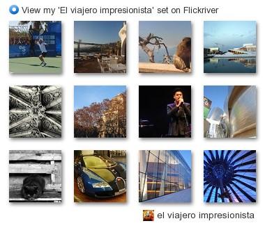 el viajero impresionista - View my 'El viajero impresionista' set on Flickriver