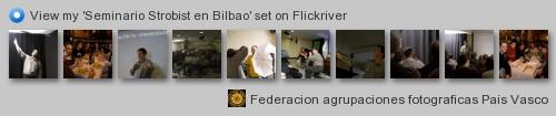 Federacion agrupaciones Fotograficas del Pais Vasc - View my 'Seminario Strobist en Bilbao' set on Flickriver