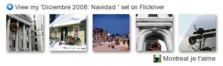 entrelascuatro - View my 'Diciembre 2008: Navidad en mi ciudad' set on Flickriver