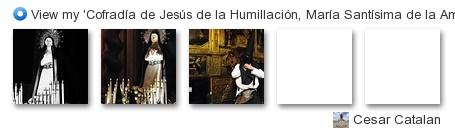 César Angel - View my 'Cofradía de Jesús de la Humillación, María Santísima de la Amargura y San Felipe y Santiago el Menor. Zaragoza' set on Flickriver