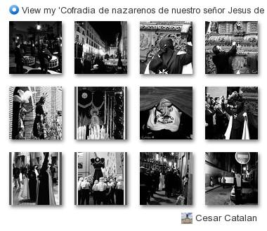 César Angel - View my 'Cofradia de nazarenos de nuestro señor Jesus de la humildad y de Maria Santisima del dulce nombre.' set on Flickriver