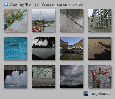 marjoleincc - A sample of my 'Kölnisch Wasser' set on Flickr