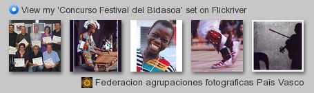Federacion agrupaciones Fotograficas del Pais Vasc - View my 'Concurso Festival del Bidasoa' set on Flickriver