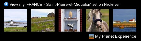 My Planet Experience - mon album Saint-Pierre-et-Miquelon sur Flickr