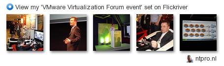 ntpro.nl - View my 'VMware Virtualization Forum event' set on Flickriver