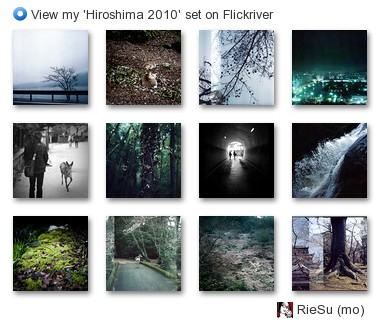 monbikke - View my 'Hiroshima 2010' set on Flickriver