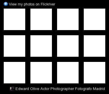 Edward Olive Fotografo de boda Madrid Barcelona - View my 'Edward Olive English actor & photographer / wedding photographer Madrid Spain actor inglés y fotógrafo artista / fotografo de boda' set on Flickriver
