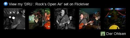 Der Ohlsen - View my 'DRU : Rock's Open Air' set on Flickriver