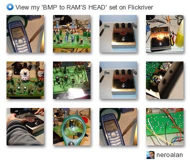 ilramingo - View my 'BMP to RAM'S HEAD' set on Flickriver