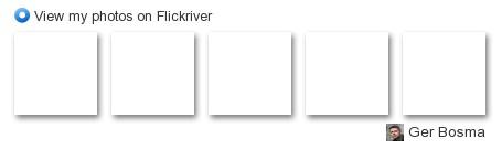 Ger Bosma - View my '1000+ Views' set on Flickriver