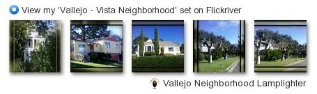 Vallejo Neighborhood Lamplighter - View my 'Vallejo - Vista Neighborhood' set on Flickriver