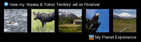 My Planet Experience - mon album Alaska & Yukon Territory sur Flickr