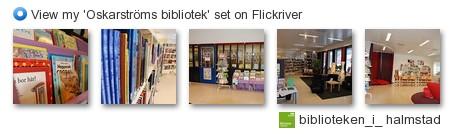 biblioteken_i_ halmstad - View my 'Oskarströms bibliotek' set on Flickriver