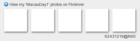 Ruru Ou - View my 'MacauDay1' photos on Flickriver